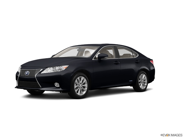 2015 Lexus ES 300h Vehicle Photo in Manassas, VA 20109