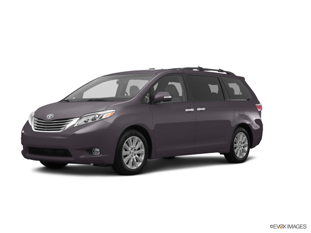 2015 Toyota Sienna Vehicle Photo In San Jose, CA 95117