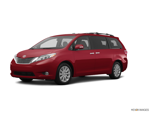 2015 Toyota Sienna Vehicle Photo in Madison, WI 53713