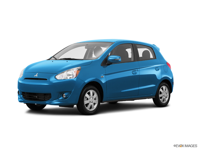 2015 Mitsubishi Mirage Vehicle Photo in Frederick, MD 21704