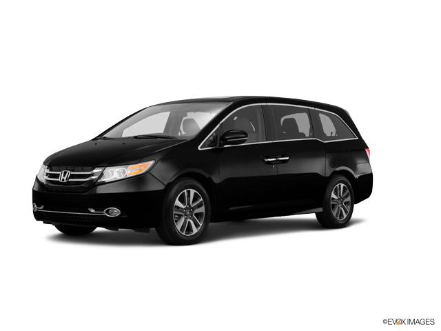 Fresh 2015 Honda Odyssey Van