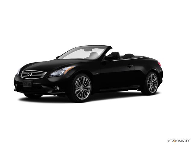 Car For Sale Certified 2015 Infiniti Q60 Black Obsidian In Dallas