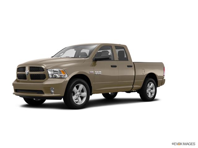 2015 Ram 1500 Vehicle Photo in Raton, NM 87740