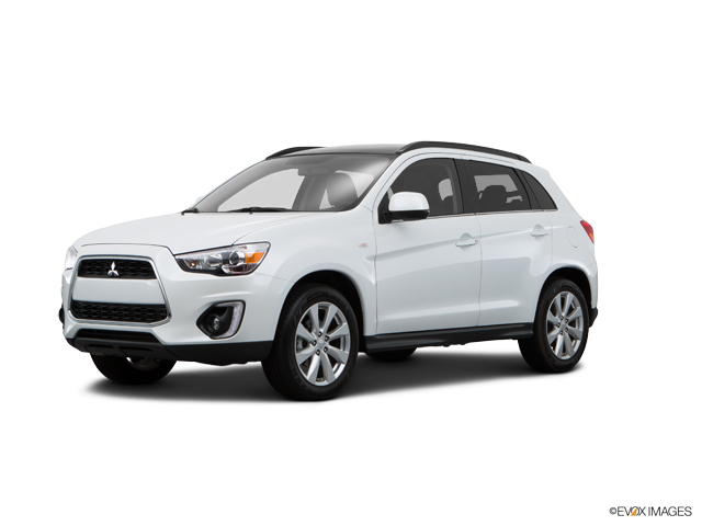 2015 Mitsubishi Outlander Sport Vehicle Photo in Arlington, TX 76017
