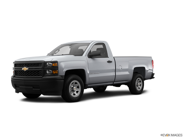 Central Chevrolet Jonesboro Ar >> Jonesboro Gray 2015 Chevrolet Silverado 1500: Used Truck ...
