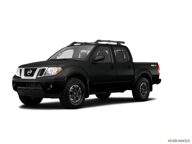 2015 Nissan Frontier Vehicle Photo in Mission, TX 78572