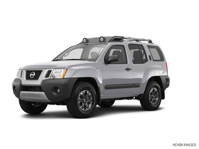 2015 Nissan Xterra Vehicle Photo in Rockville, MD 20852