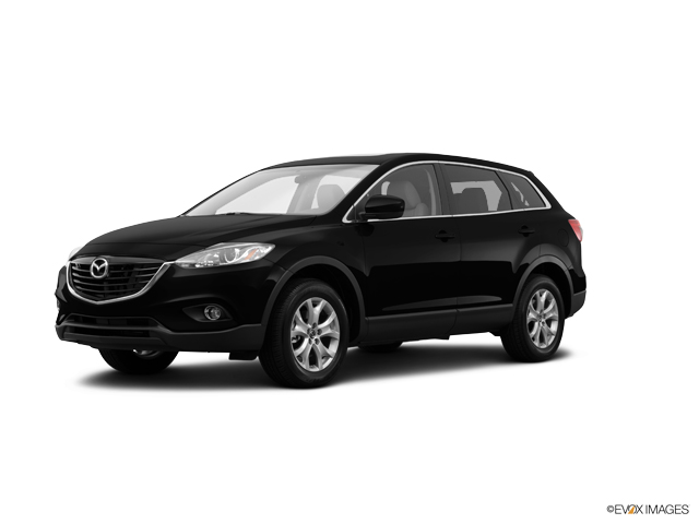 2015 Mazda CX-9 Vehicle Photo in Joliet, IL 60435