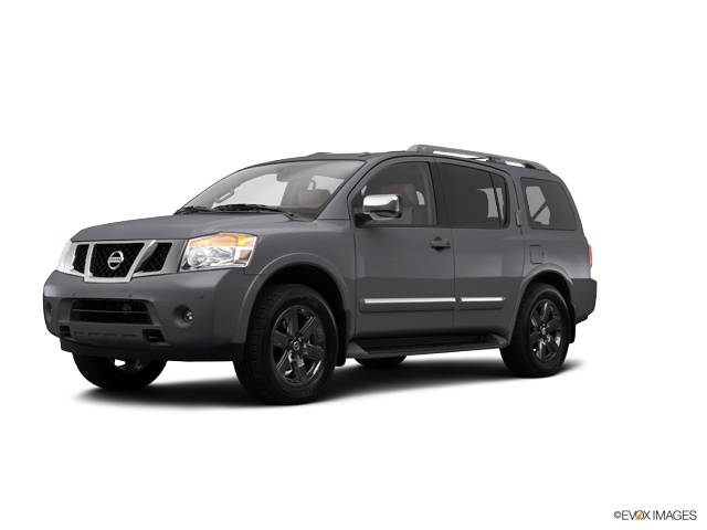 2015 Nissan Armada Vehicle Photo in Lyndhurst, NJ 07071