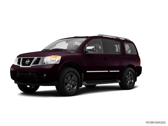2015 Nissan Armada Vehicle Photo in Milford, OH 45150
