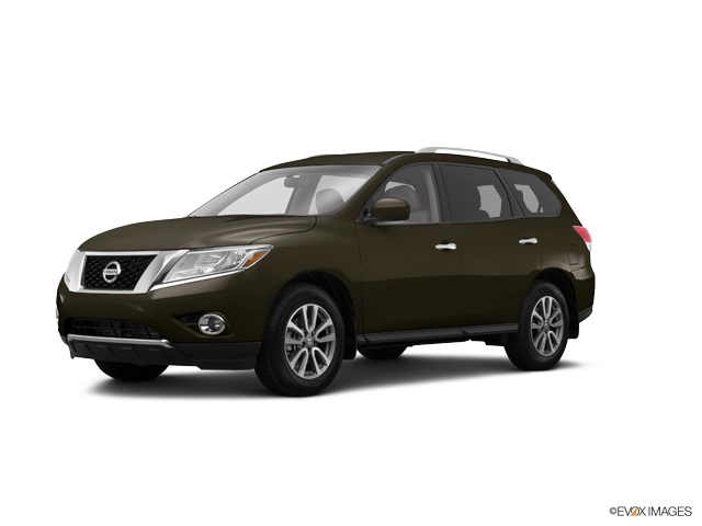 2015 Nissan Pathfinder Vehicle Photo in Pahrump, NV 89048