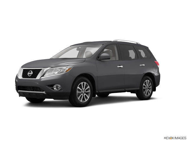 2015 Nissan Pathfinder Vehicle Photo in Houston, TX 77546