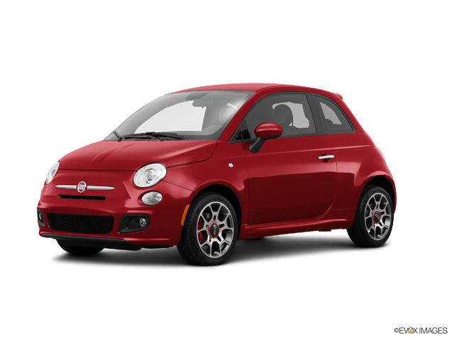 2015 FIAT 500 Vehicle Photo in Midland, TX 79703