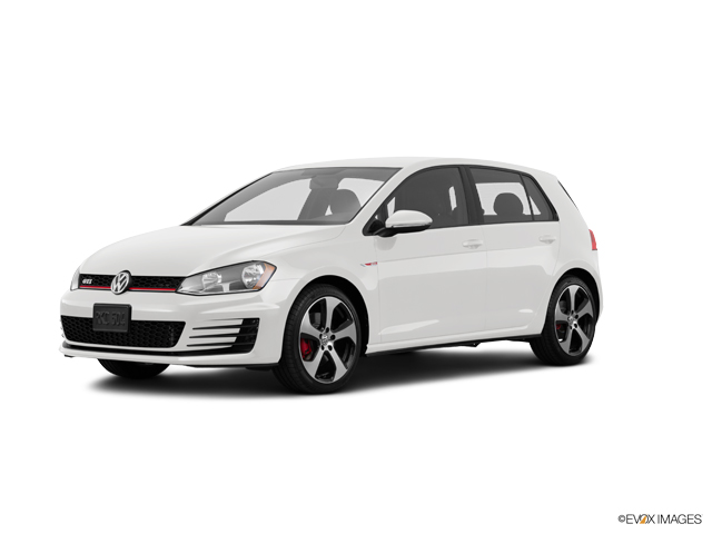 2015 Volkswagen Golf GTI Vehicle Photo in Odessa, TX 79762