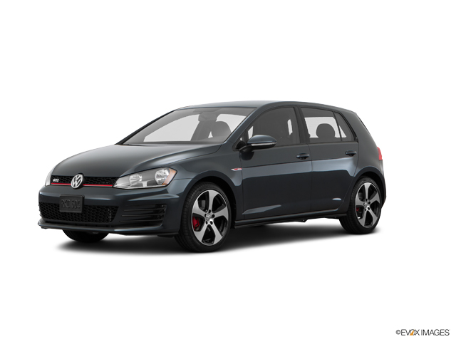 2015 Volkswagen Golf GTI Vehicle Photo in Joliet, IL 60435