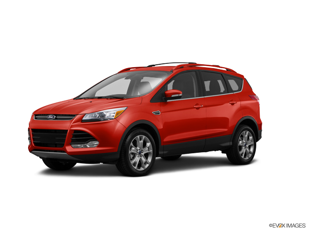 2015 Ford Escape Vehicle Photo in North Charleston, SC 29406