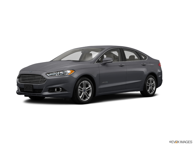 2015 Ford Fusion Vehicle Photo in Torrance, CA 90505