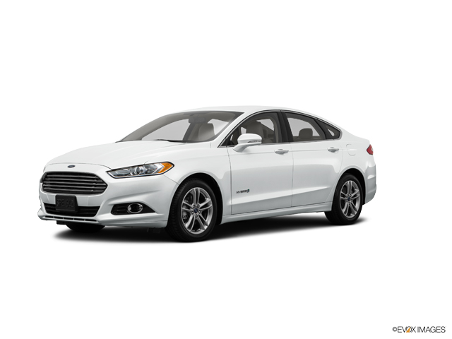 White 2015 Ford Fusion 4dr Sdn SE Hybrid FWD for Sale in ...