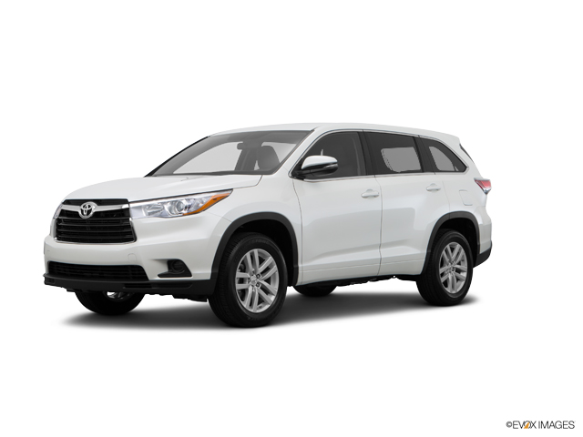 2015 Toyota Highlander Vehicle Photo in Odessa, TX 79762