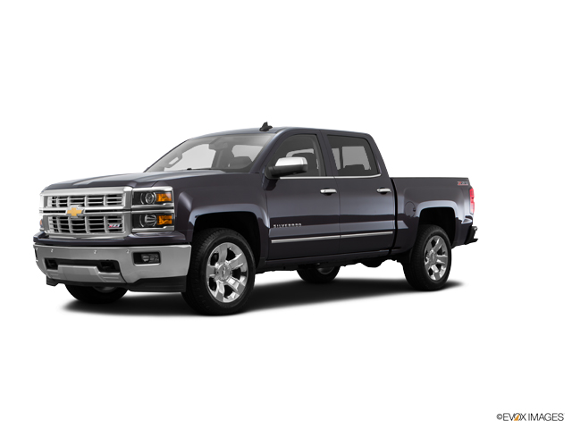 2015 Chevrolet Silverado 1500 Vehicle Photo in Rome, GA 30161