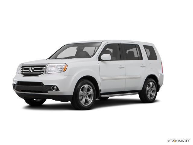 2015 Honda Pilot Vehicle Photo in Lafayette, LA 70503