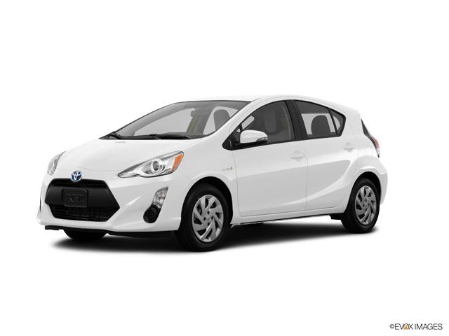 2015 Toyota Prius c Vehicle Photo in Enid, OK 73703