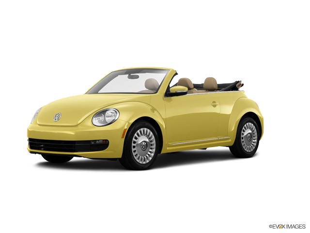 2015 Volkswagen Beetle Convertible Vehicle Photo in Kernersville, NC 27284