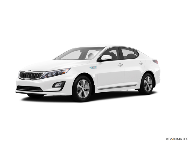 2015 Kia Optima Hybrid Vehicle Photo in Spokane, WA 99207