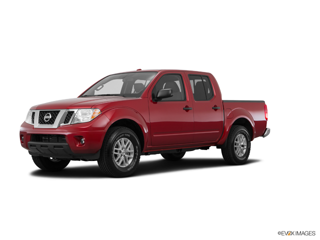 2015 Nissan Frontier Vehicle Photo in Hyde Park, VT 05655