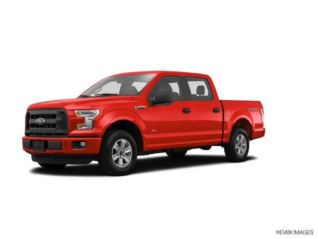 2015 Ford F-150 Vehicle Photo in Plainfield, IL 60586-5132