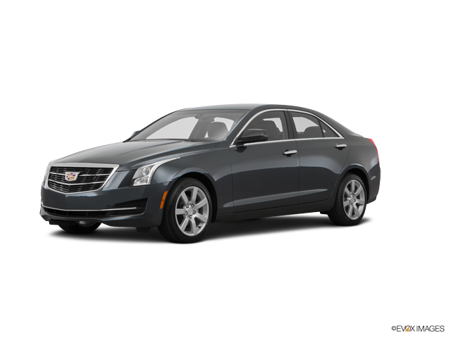 Used 2015 Cadillac ATS Sedan For Sale in Willoughby Hills ...