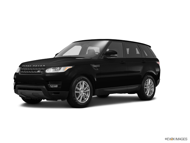 2015 Land Rover Range Rover Sport Vehicle Photo in Salem, VA 24153