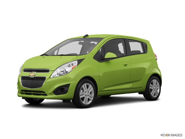 2015 Chevrolet Spark Vehicle Photo in Concord, NC 28027