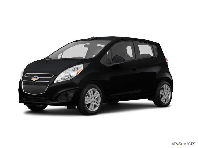2015 Chevrolet Spark Vehicle Photo in Emporia, VA 23847