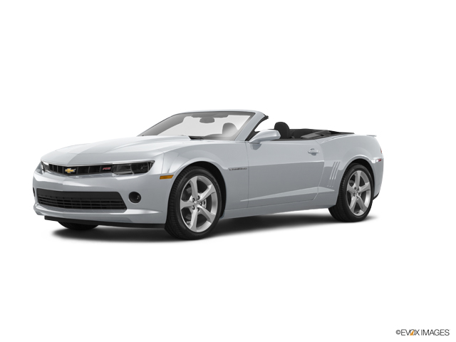 2015 Chevrolet Camaro Vehicle Photo in Palos Hills, IL 60465
