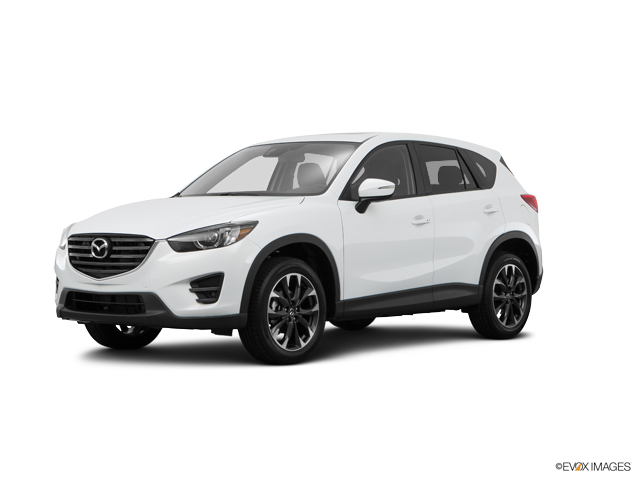 The 2016 Mazda CX-5 in Easton at Young Mazda