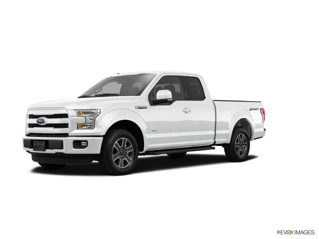 2015 Ford F-150 Vehicle Photo in Clinton, MI 49236