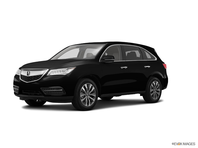 2016 Acura MDX Vehicle Photo in Springfield, MO 65809