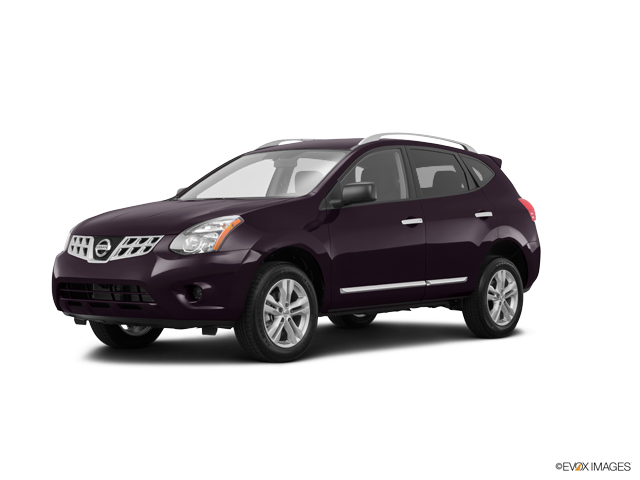 2015 Nissan Rogue Select Vehicle Photo in Merriam, KS 66202