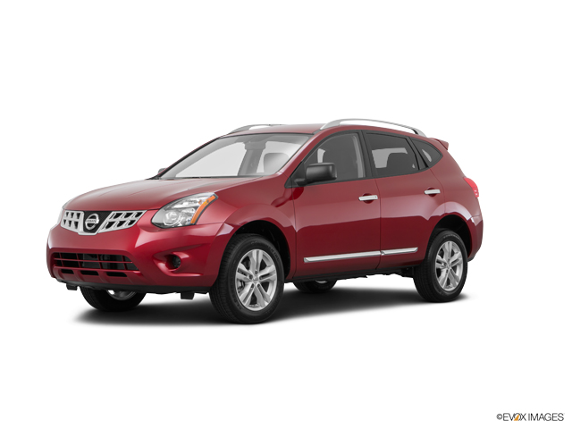 2015 Nissan Rogue Select Vehicle Photo in Poughkeepsie, NY 12601