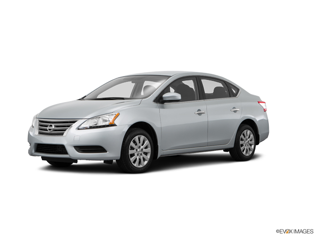 2015 Nissan Sentra Vehicle Photo in Tulsa, OK 74133