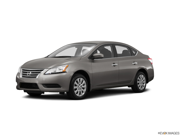 2015 Nissan Sentra Vehicle Photo in New Hampton, NY 10958