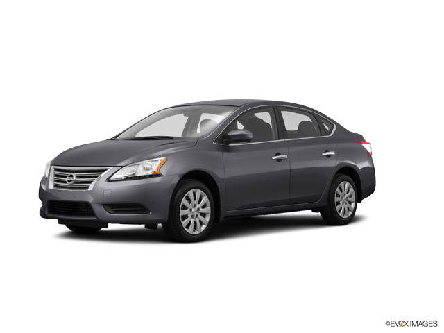 2015 Nissan Sentra Vehicle Photo in Novato, CA 94945