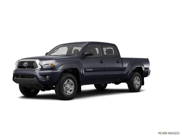 2015 Toyota Tacoma Vehicle Photo in El Paso, TX 79922