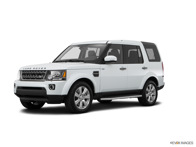 2015 Land Rover LR4 Vehicle Photo in Wilmington, NC 28405