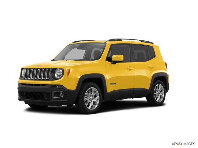 Certified 2015 Jeep Renegade 4WD 4dr Latitude solar yellow exterior black interior 9-speed automa