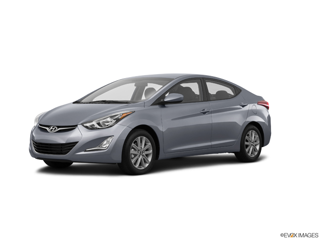 2016 Hyundai Elantra Vehicle Photo in Pleasanton, CA 94588