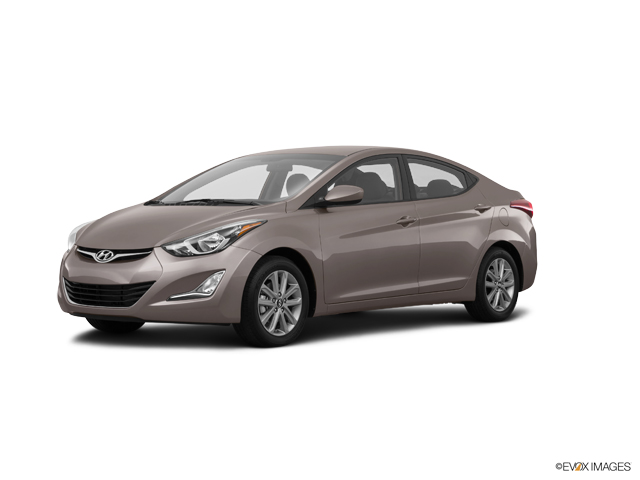 2016 Hyundai Elantra Vehicle Photo in Harlingen, TX 78552