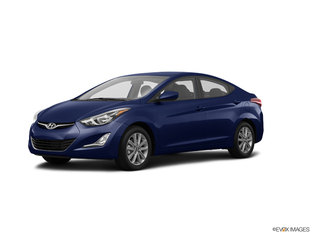2016 Hyundai Elantra Vehicle Photo in Peoria, IL 61615