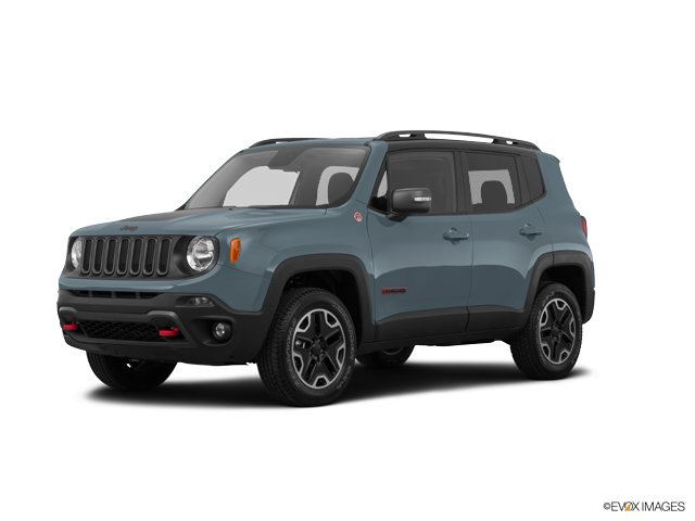 2015 Jeep Renegade Vehicle Photo in Boston, NY 14025
